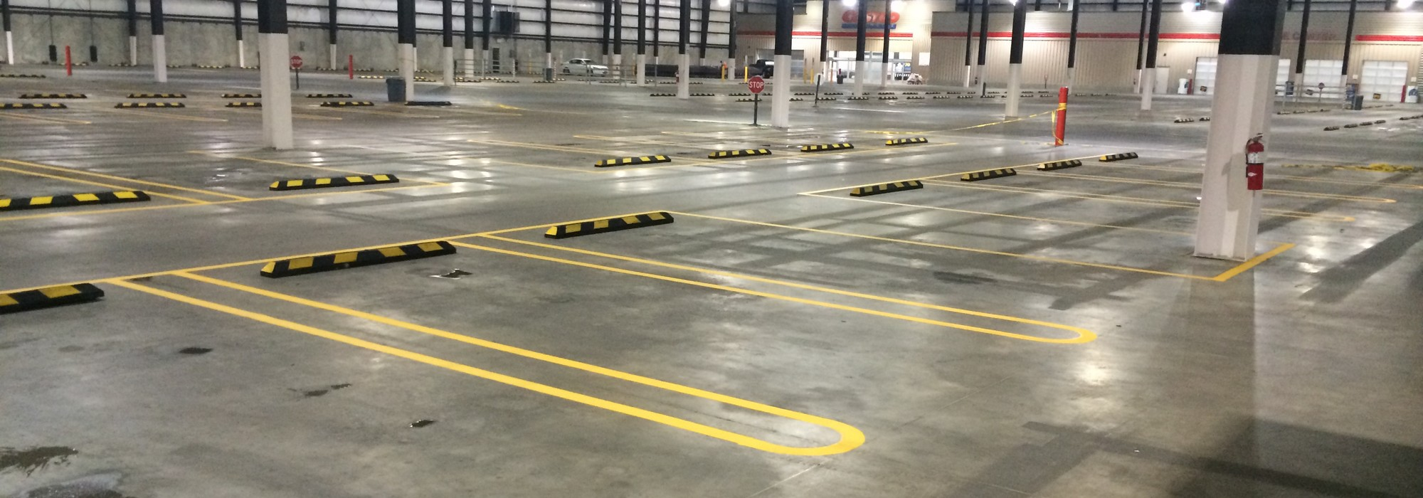 slide-parking-lot-striping-costco-iowa